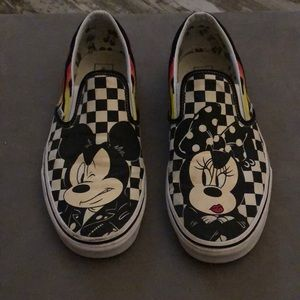 VANS X Disney 90th Anniversary Slip on